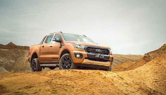 ford philippines ranger truck month