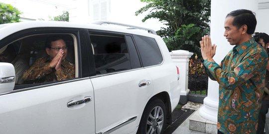 Prabowo Siap Gabung Jokowi Jika Diberi Jabatan Menteri Pertahanan