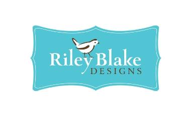 Thanks to Riley Blake Designs!