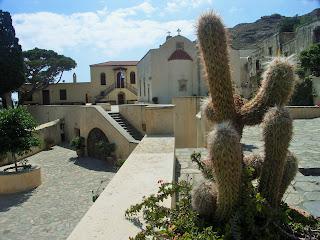 Kreta, monastyr Preveli