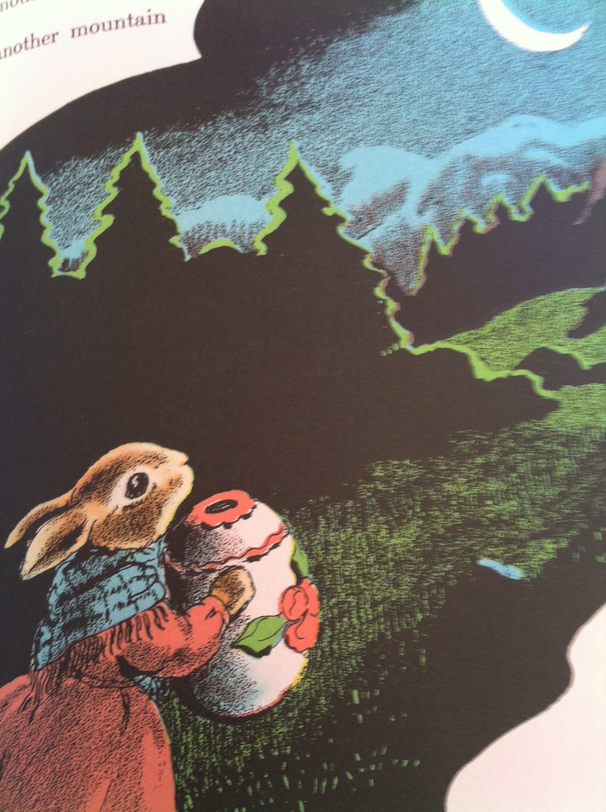 The Country Bunny | Beehive Art Studio