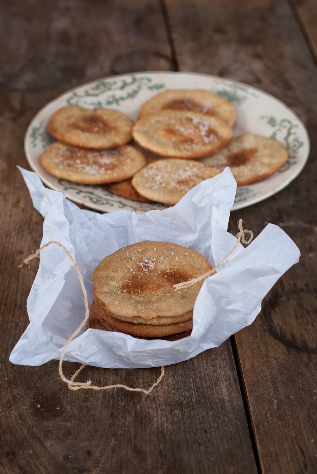 Hiszpańskie ciastka kruche na oliwie