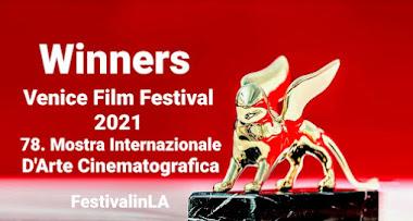 WOMEN RULED AT VENICE FILM FESTIVAL 2021