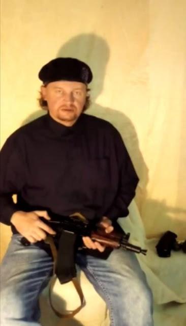 Луцький терорист-зоозахисник здався.