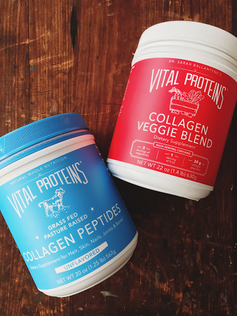 August 2017 Favorites: Vital Proteins Collagen