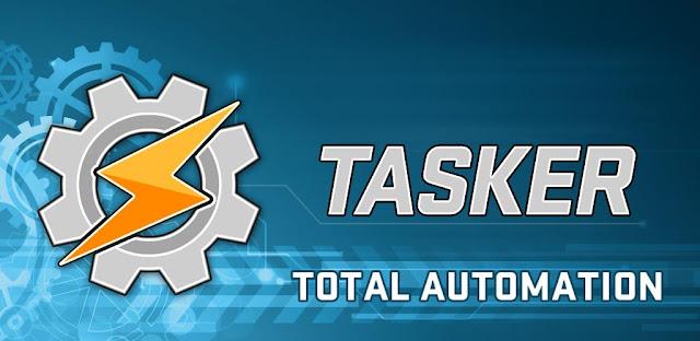 تحميل برنامج تاسكر Tasker للأندرويد