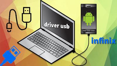 تعريف usb هاتف إنفينيكس infinix usb driver