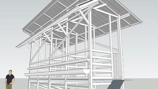 Desain Kandang Kambing Modern Terkoleksi