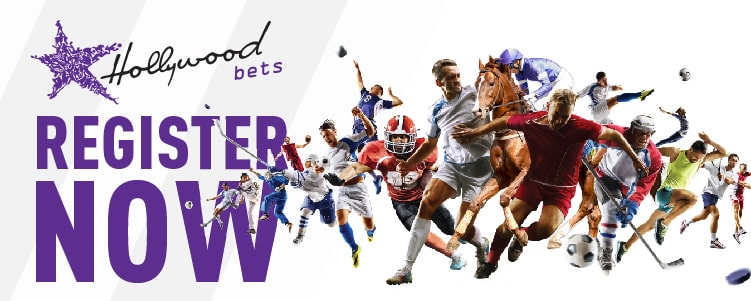 Register Now - Hollywoodbets