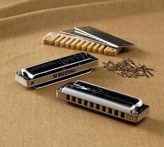cảm âm sống gió harmonica