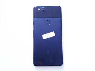 Hape Seken Google Pixel 2 RAM 4GB ROM 128GB Mulus Normal