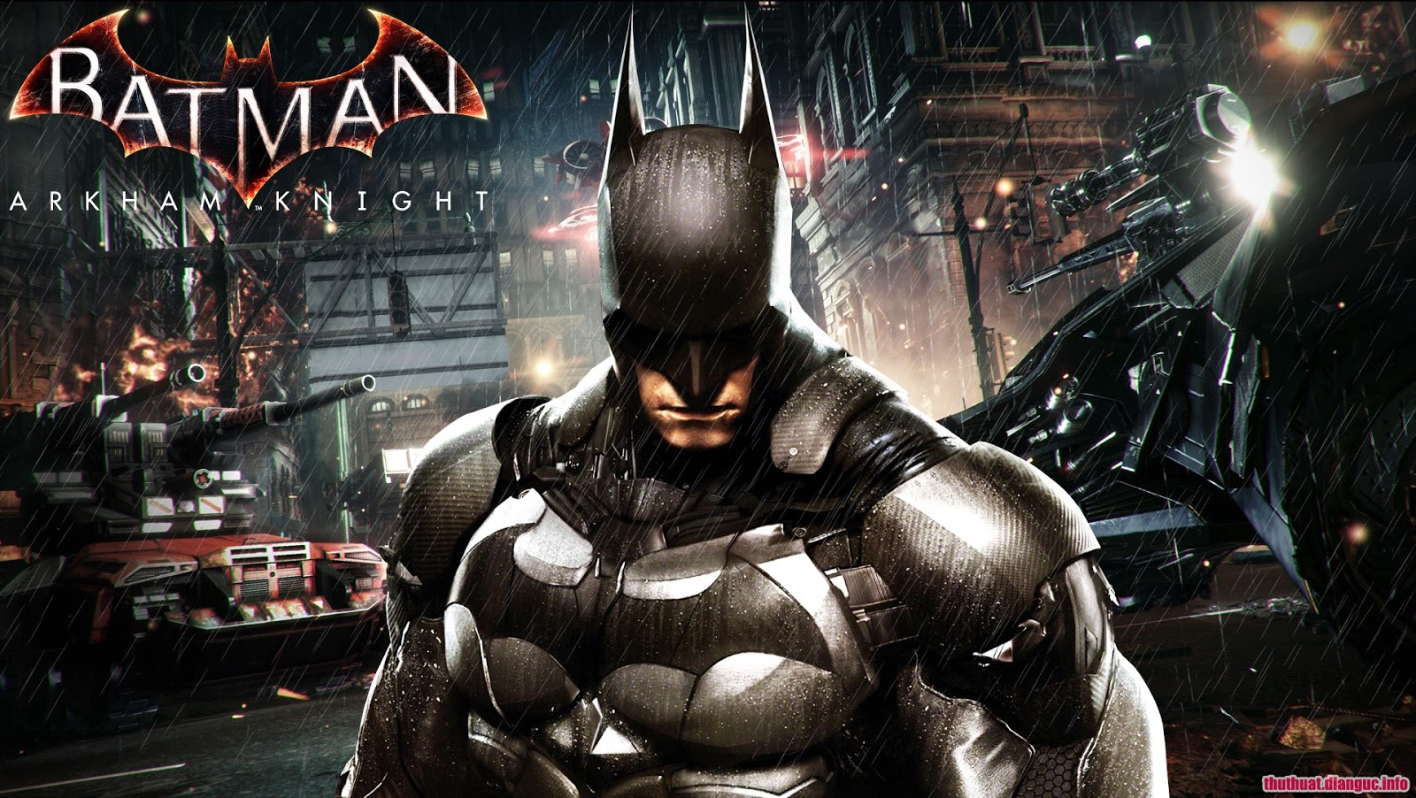 Download Game Batman Arkham Knight Full Cr@ck