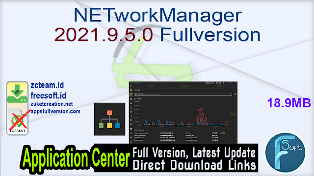 NETworkManager 2021.9.5.0 Fullversion