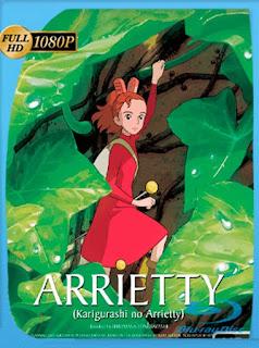 Arrietty Y El Mundo De Los Diminutos [2010] HD [1080p] Latino [GoogleDrive] SilvestreHD