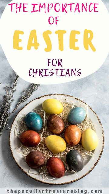 Why does easter matter so much to Christians?
