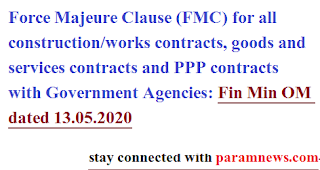 force-majeure-clause-fmc-for-all-contracts-with-government-agencies