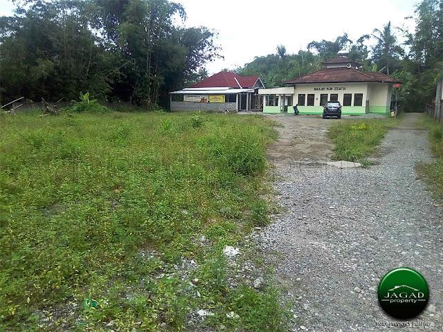 Tanah kavling di Ngangkrik dekat Pasar Sleman