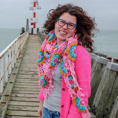 Afbeeldingsresultaat voor rainbow crochet jorina
