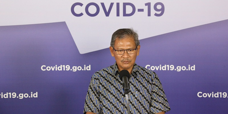 Kasus Positif COVID-19 Naik 700, Pasien Sembuh 293, Meninggal 40
