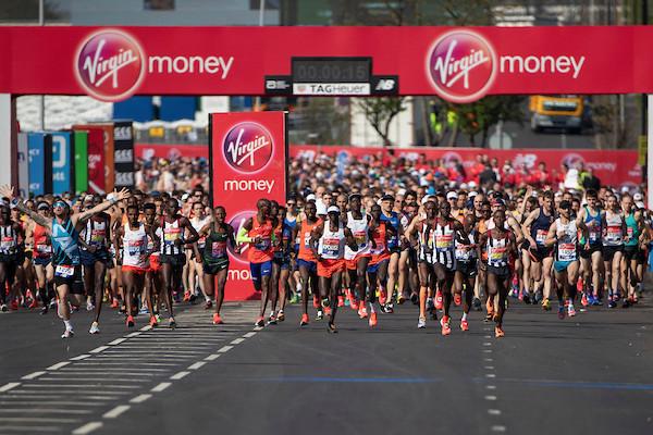 Maratón Londres 2019