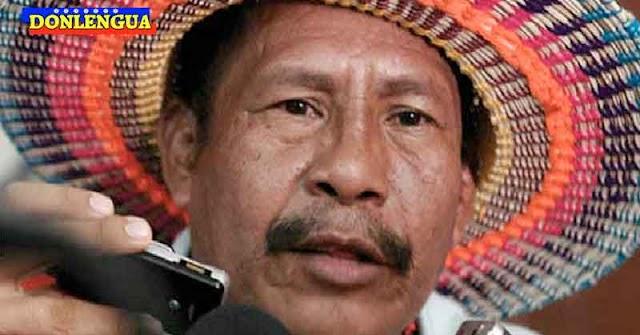 Venezolano detenido en Chile por asesinar aun Cacique Indígena de ese país
