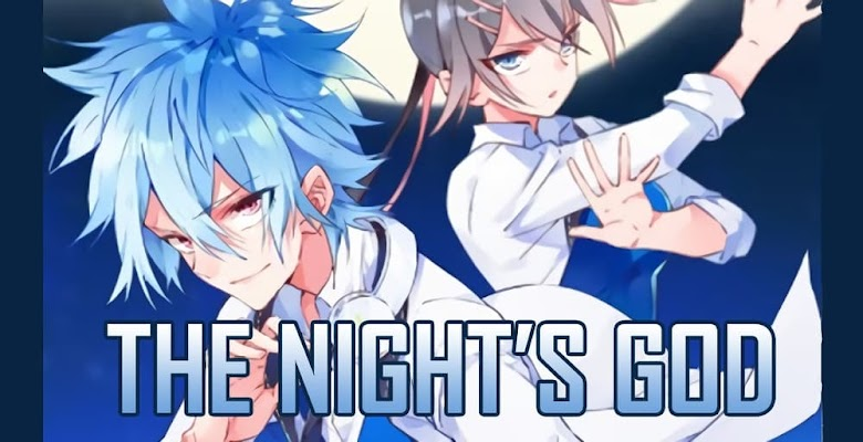 The Night God - หน้า 1