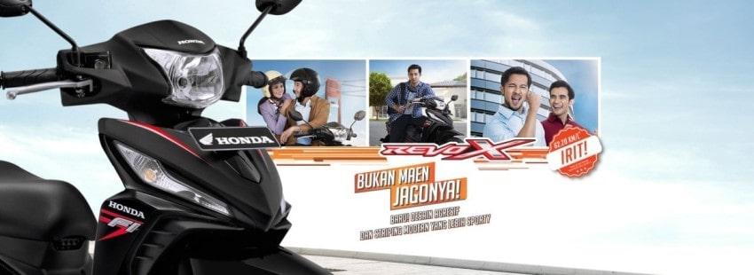 Promo Kredit Harga HONDA REVO-X CW Dealer Honda Sejahtera Mulia Cirebon