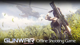 games offline perang Gun War: Shooting Games