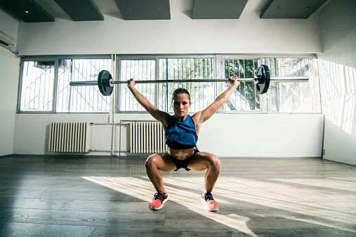 The Overhead Squat: An Extra-ordinary exercise | Fitness Yodha