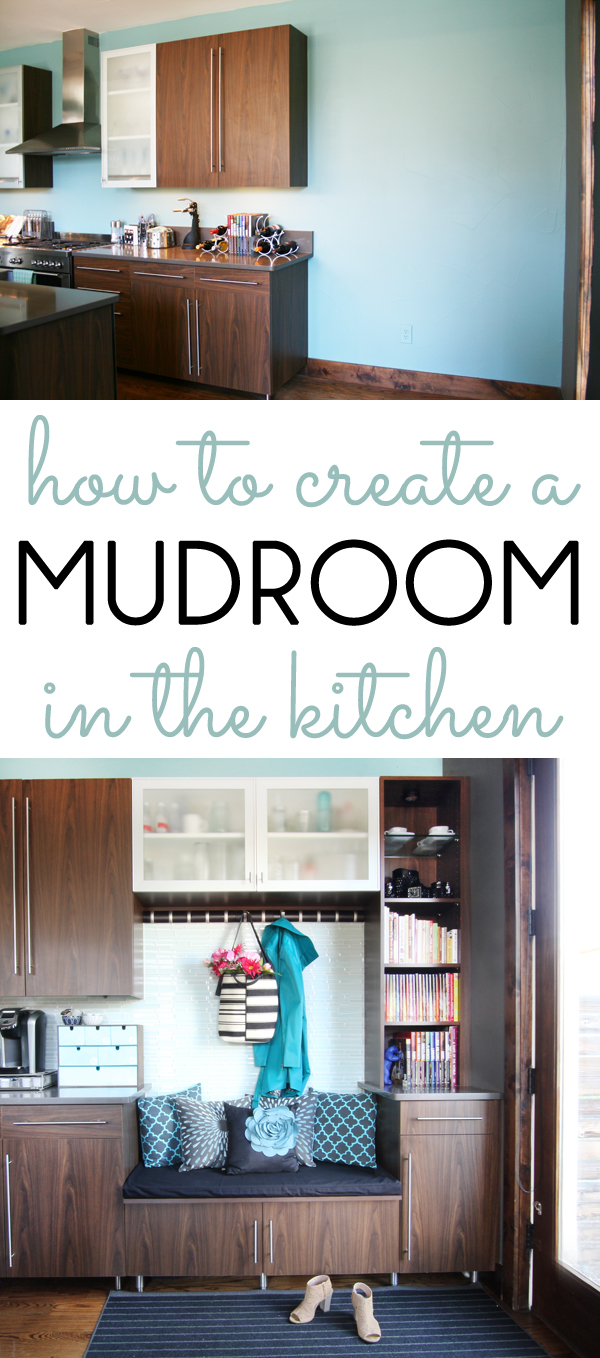 How to Create a Mudroom in the Kitchen