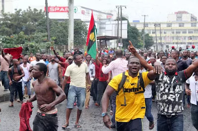Time for Biafra instigators to stop preaching death