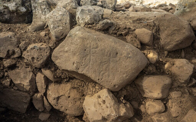 Iron Age fort discovered on the Golan Heights