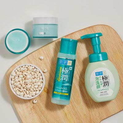 Hado Labo Skincare yang Terbaik untuk Kulit Berminyak