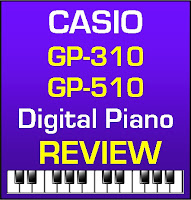 Casio GP-310 and GP-510 Review