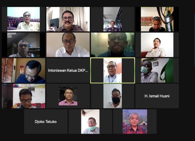 Konsolidasi DKP PWI se-Indonesia: Independensi Harga Mati