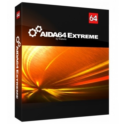 AIDA64 Extreme poster box cover