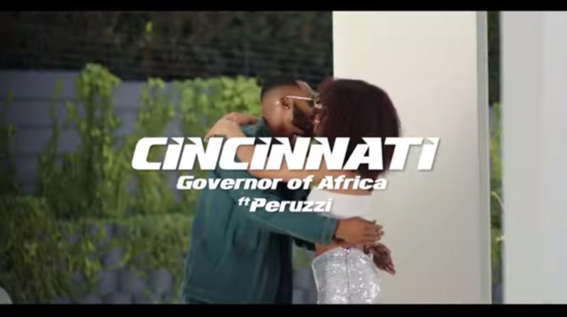"[Video] Governor Of Africa – ""Cincinnati"" ft. Peruzzi (Starring DaVido) #Arewapublisize"
