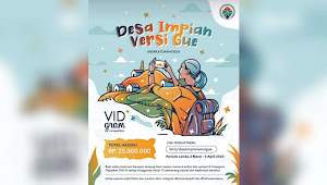 Kompetisi Video Instagram 'Desa Impian Versi Gue' Kemendes PDTT