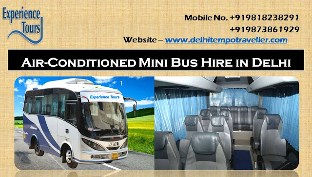 Why Bus Rental is The Better Option For Group Travel?