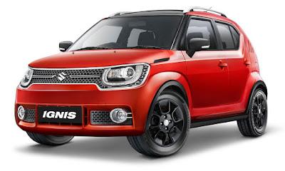 Review Suzuki Ignis GL MT