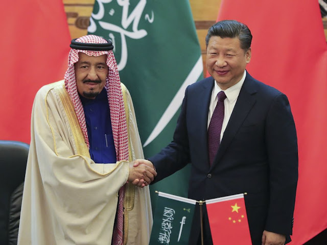 How Chinese investment buys silence in the Middle East