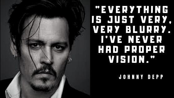 Top Inspirational Johnny Depp's Quotes