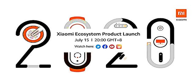 Xiaomi Global Event || Launch on 15 July || My Tech Flip