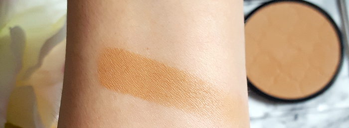 SOTHYS Bronzing Powder - 39.50 Euro - Swatch - Désert Chic Makeup Kollektion