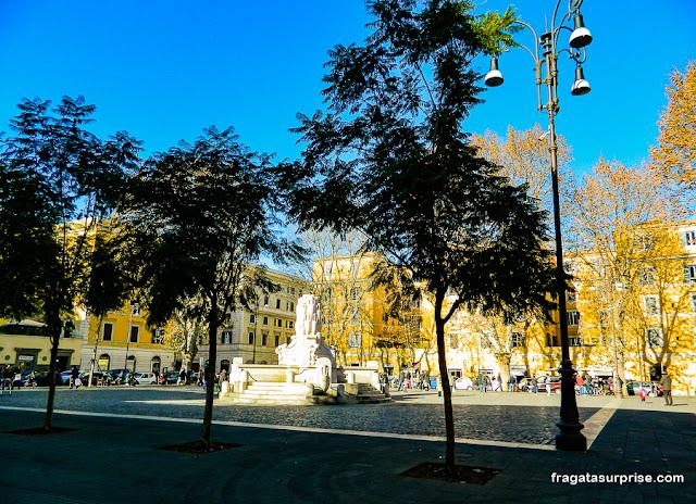 Praça Testaccio, Roma