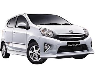 Spesifikasi Dan Harga Lengkap Mobil Toyota