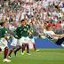 Hasil Statistik Pertandingan Jerman vs Meksiko - Piala Dunia 2018 Grup F