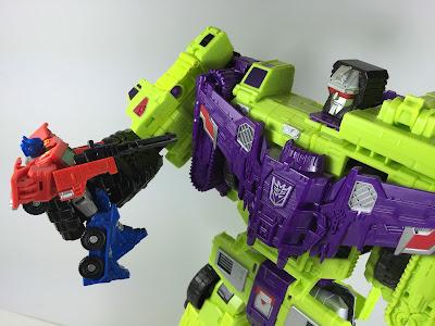 combiner wars devastator head