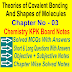 Chemistry Class 11 Notes | Theories of Covalent Bonding and Shapes of Molecules | Chapter Three