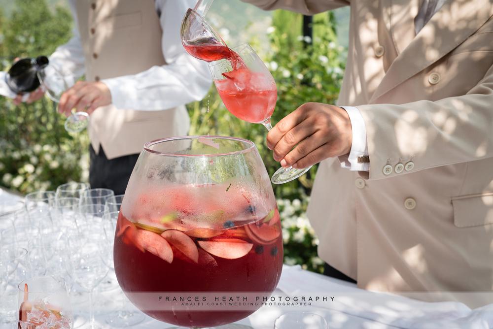Cocktails Belmond Caruso